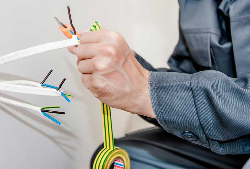 electrical fittings electrician